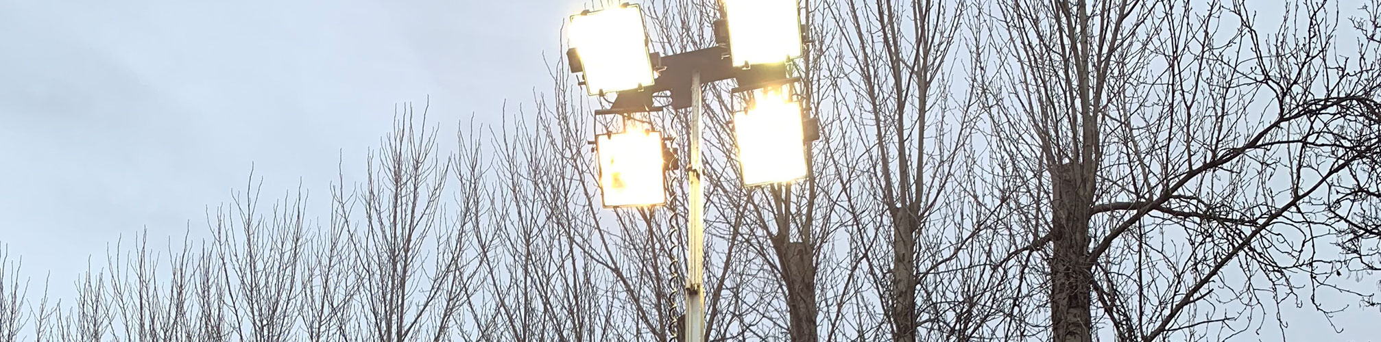 Tower Light hire in London & the Home Counties